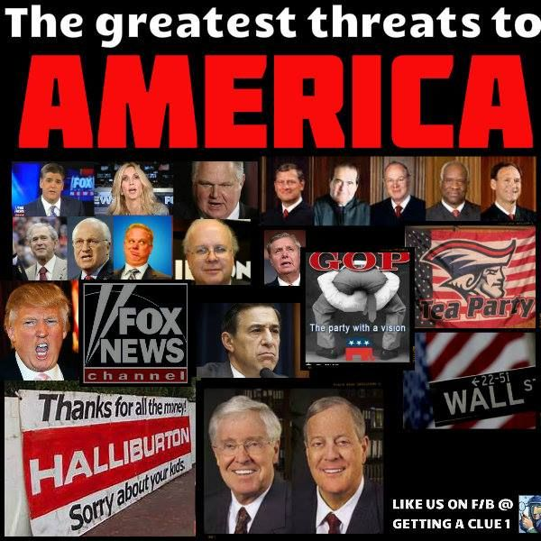 The Republican News: Corporate Rule