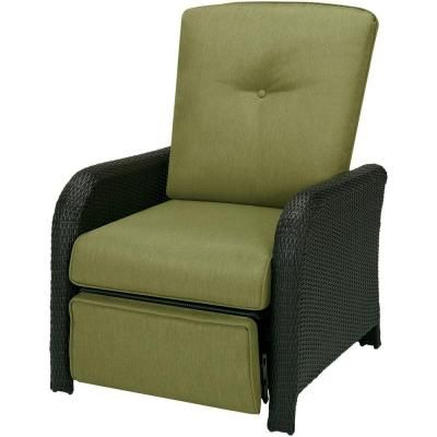 Better Homes And Gardens Providence Outdoor Recliner Green