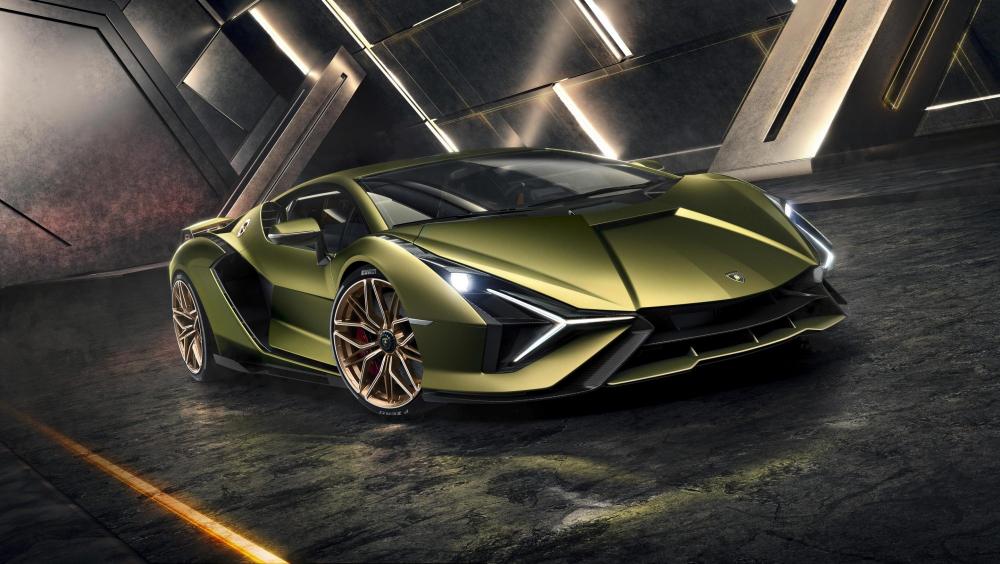 The Lamborghini Sian Hybrid Is A Glimpse Into The Future Of The Supercar Super Sport Cars Hybrid Car Super Cars