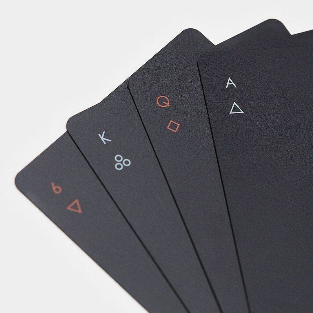 Iota Playing Cards by Joe Doucet. vi Aesthetic colors