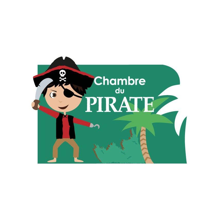 Plaque de porte enfant chambre du pirate - Les portes du penitencier version originale ...