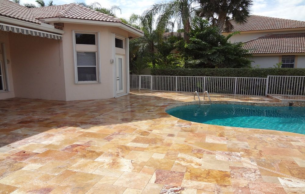 Marble Tile, Marble Flooring, Natural Marble Pool area