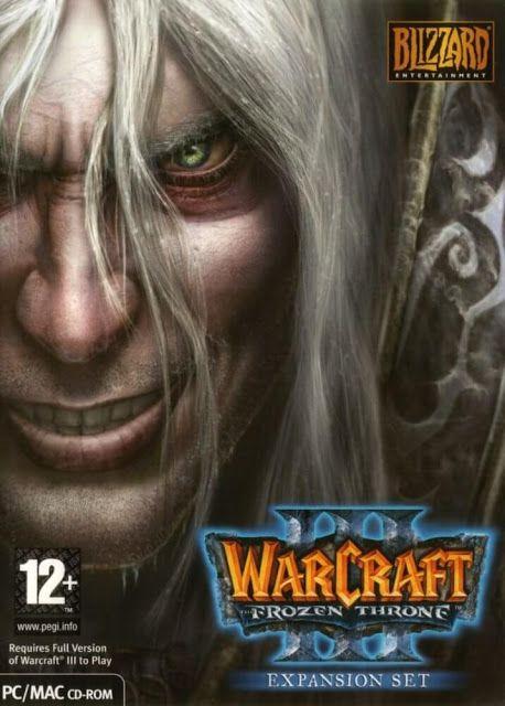 download warcraft 3 frozen throne full version rar