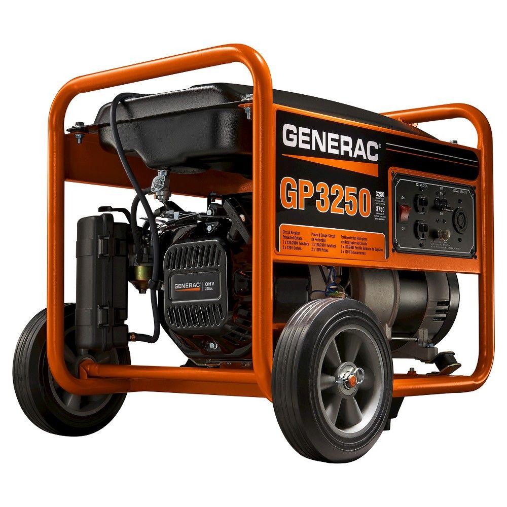 generac 3250 watt portable generator 49 statecsa portable generatorebaygenerators