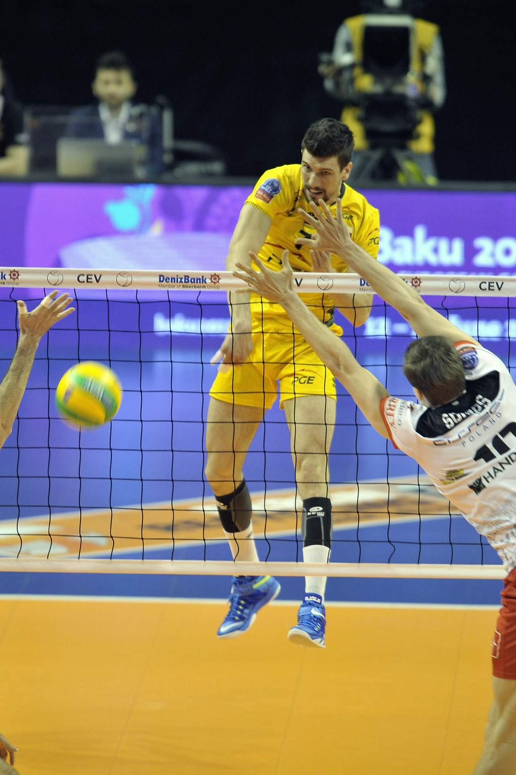 Facundo Conte Facuconte7 Professional Volleyball Volleyball Poses Volley