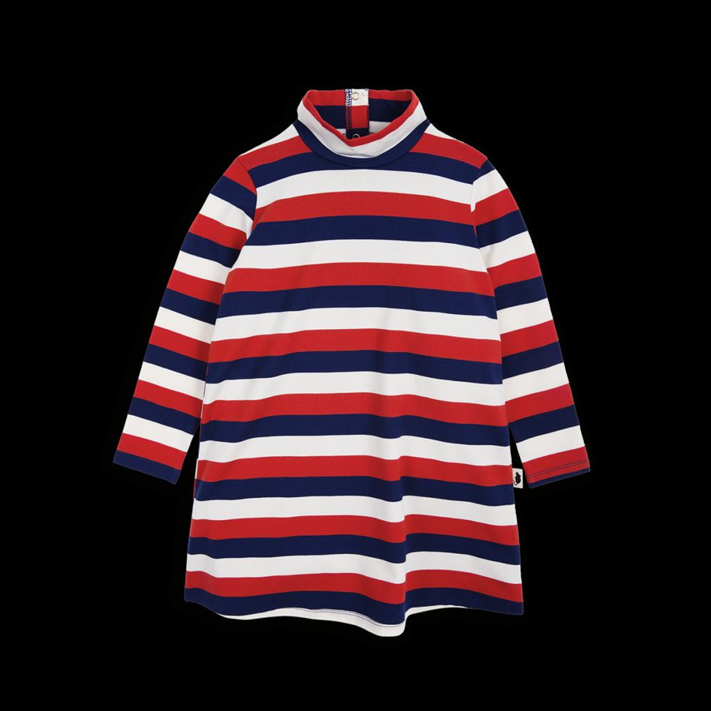 Mini Rodini Block Stripe Dress