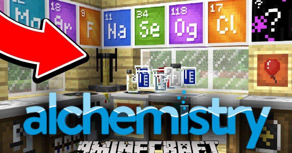Alchemistry Mod 1 14 4 1 12 2 Combine Technology Chemistry