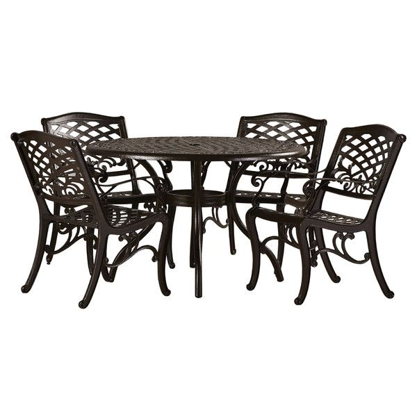 5-Piece Formica Patio Dining Set | Joss & Main