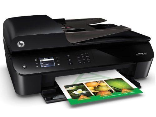 Hp Officejet 4630 E All In One Wireless Printer Copier Scanner Fax Photo Wifi Hp Printer Wireless Printer Printer