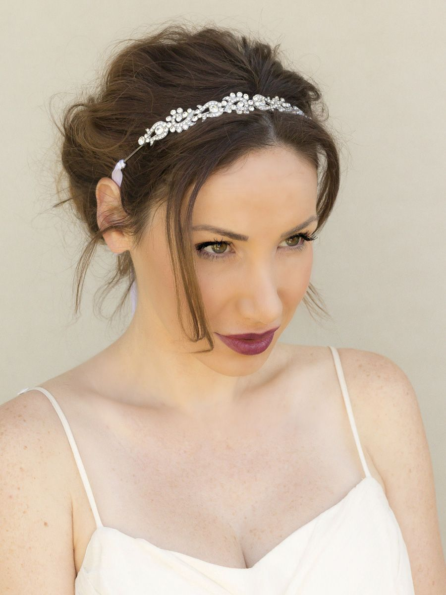top 10 tips for choosing your bridal hair accessories | vintage