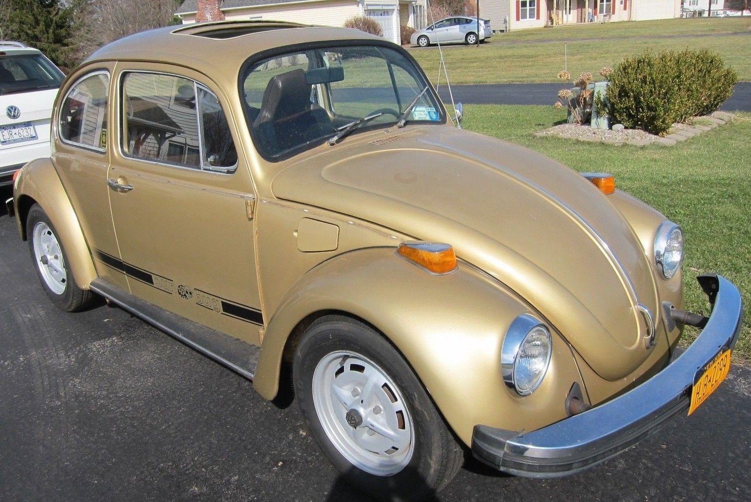 1974 Volkswagen Beetle Classic Volkswagen Beetle Volkswagen Beetle