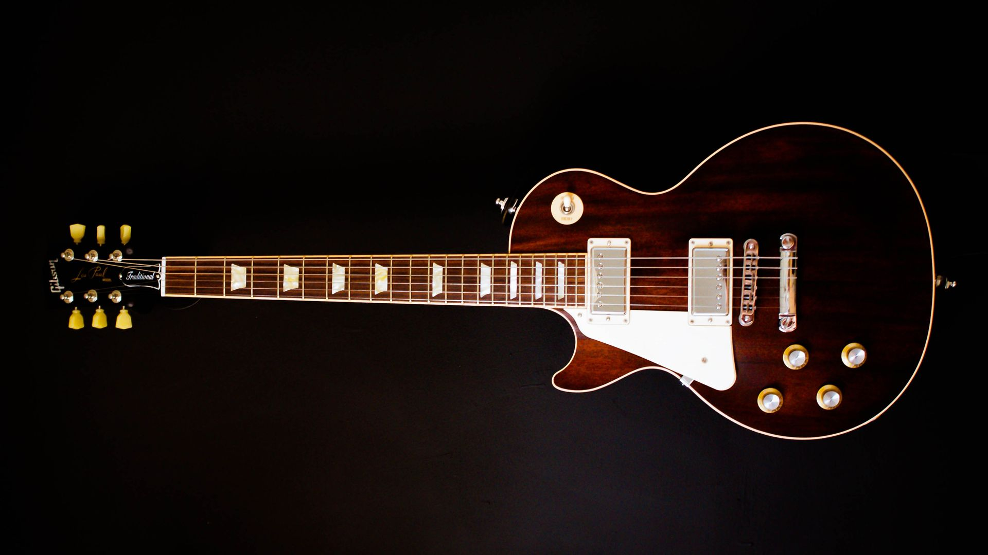Gibson Les Paul Traditional 2012 Worn Brown 1080x1920