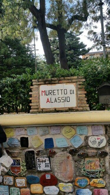 Alassio Italy 2015...