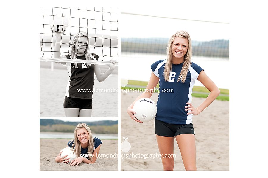 Andrea Kelso High Class Of 2009 Senior Photos Senior Photos Girls Volleyball Photography Volleyball Senior Pictures