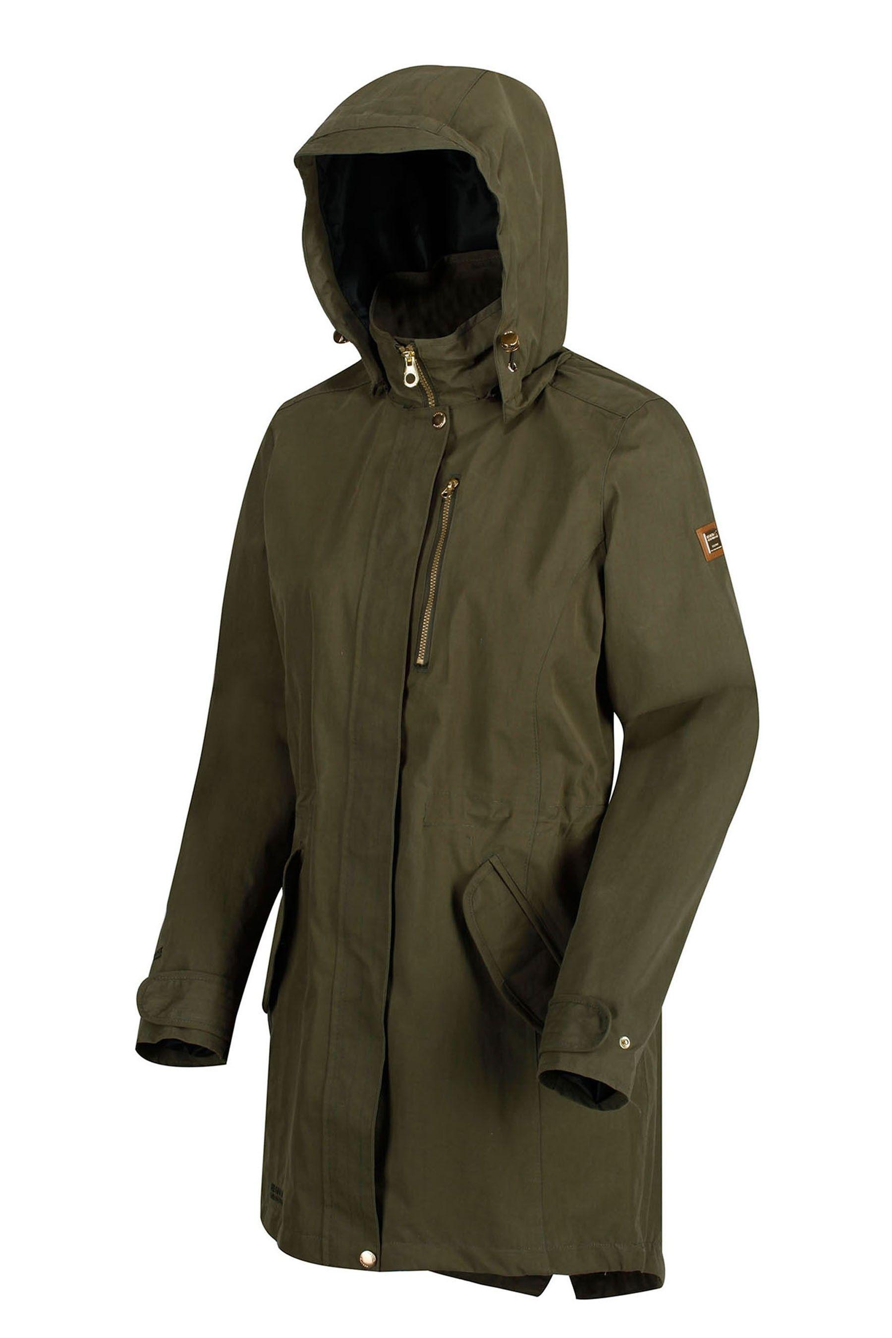 Alzea womens regatta alzea waterproof jacket - green   products in