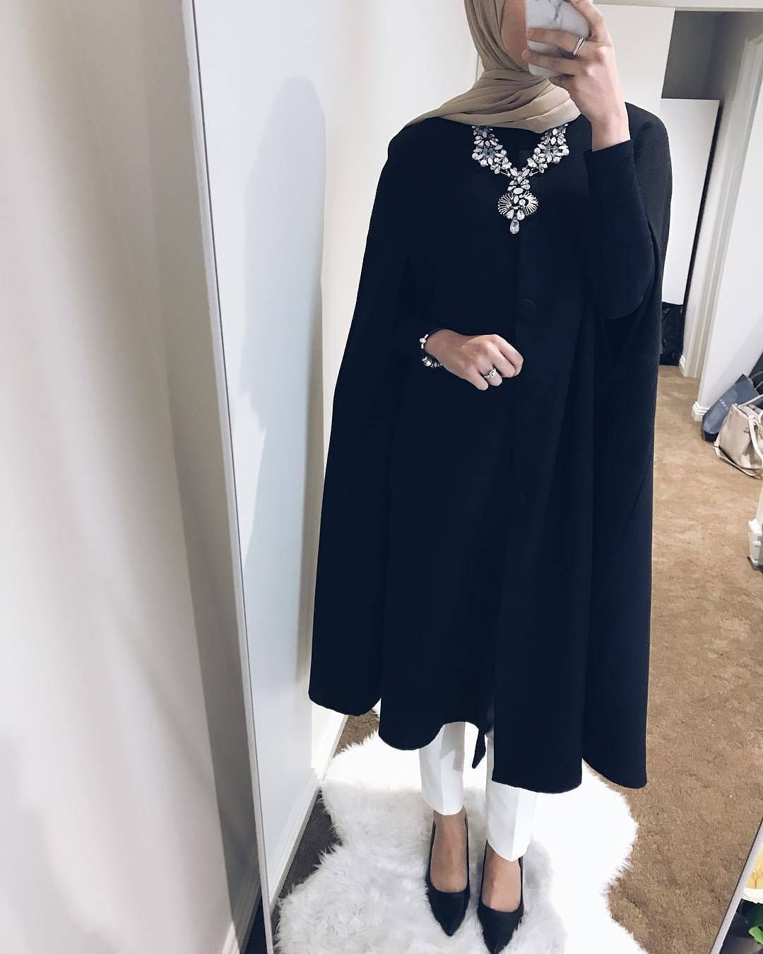 Fabuleux 8,025 Likes, 30 Comments - Hijab Fashion Inspiration  LG52