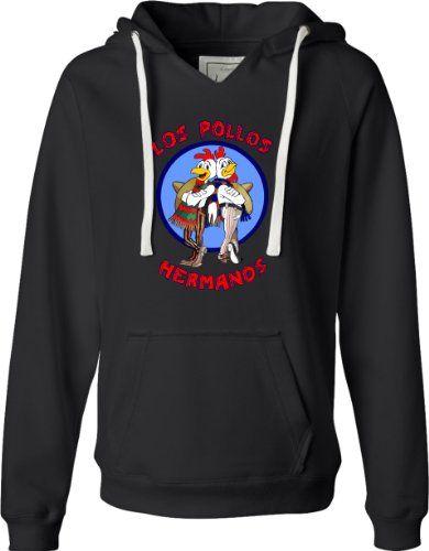 Los Pollos Hermanos Hoodie breaking Bad Saul fan Sweatshirts Adult Kids sizes