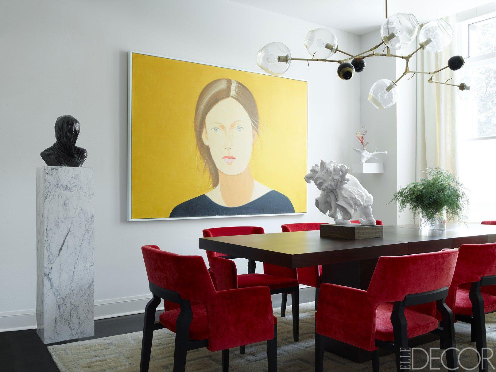 HOUSE TOUR: A Pair Of Fashion Mavens\' Wildly Creative NYC Duplex ...