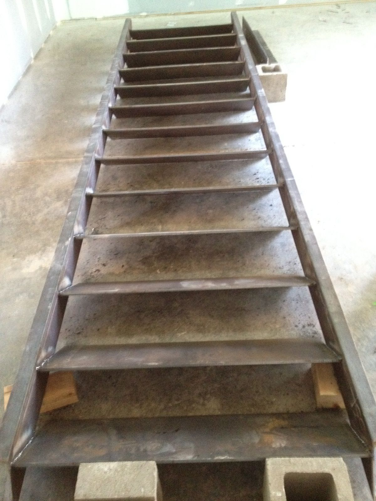 Best Stair Fabrication Stairs Staircase Design Attic Stairs 400 x 300