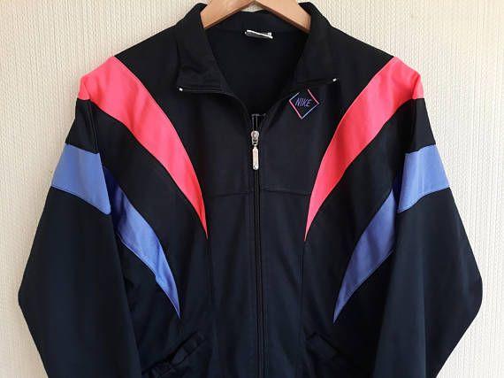 7999a45c9da Vintage nike windbreaker women xs Nike jacket for girls Nike windbreaker xs  90s nike jacket Vintage
