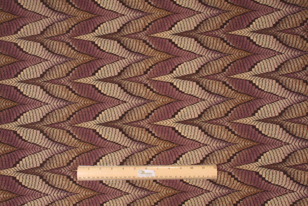 Chevron Fabric :: TFA Jazz It Up Tapestry Upholstery Fabric in ...