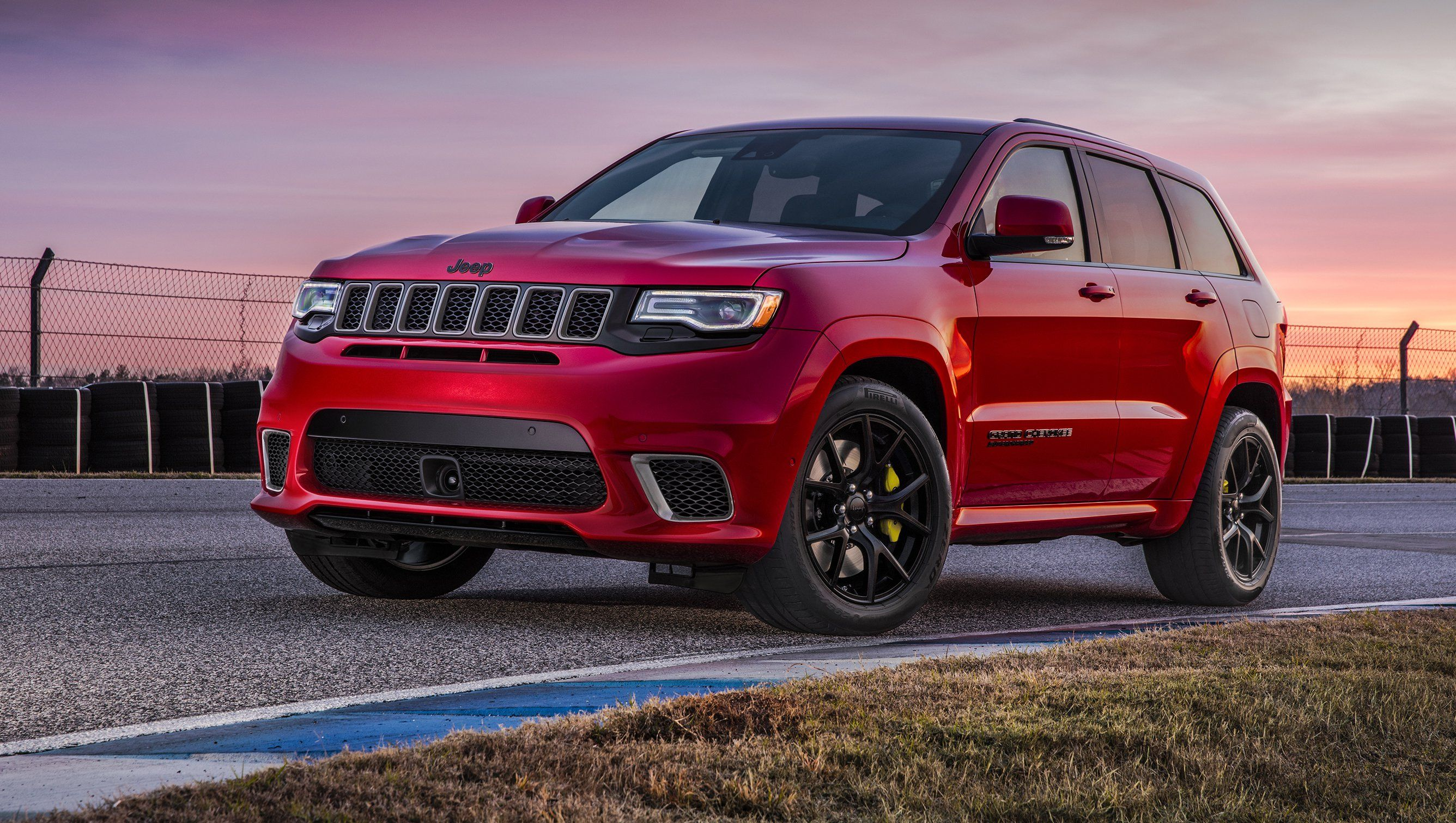 2018 Jeep Grand Cherokee Trackhawk Confirmed For Australia Here