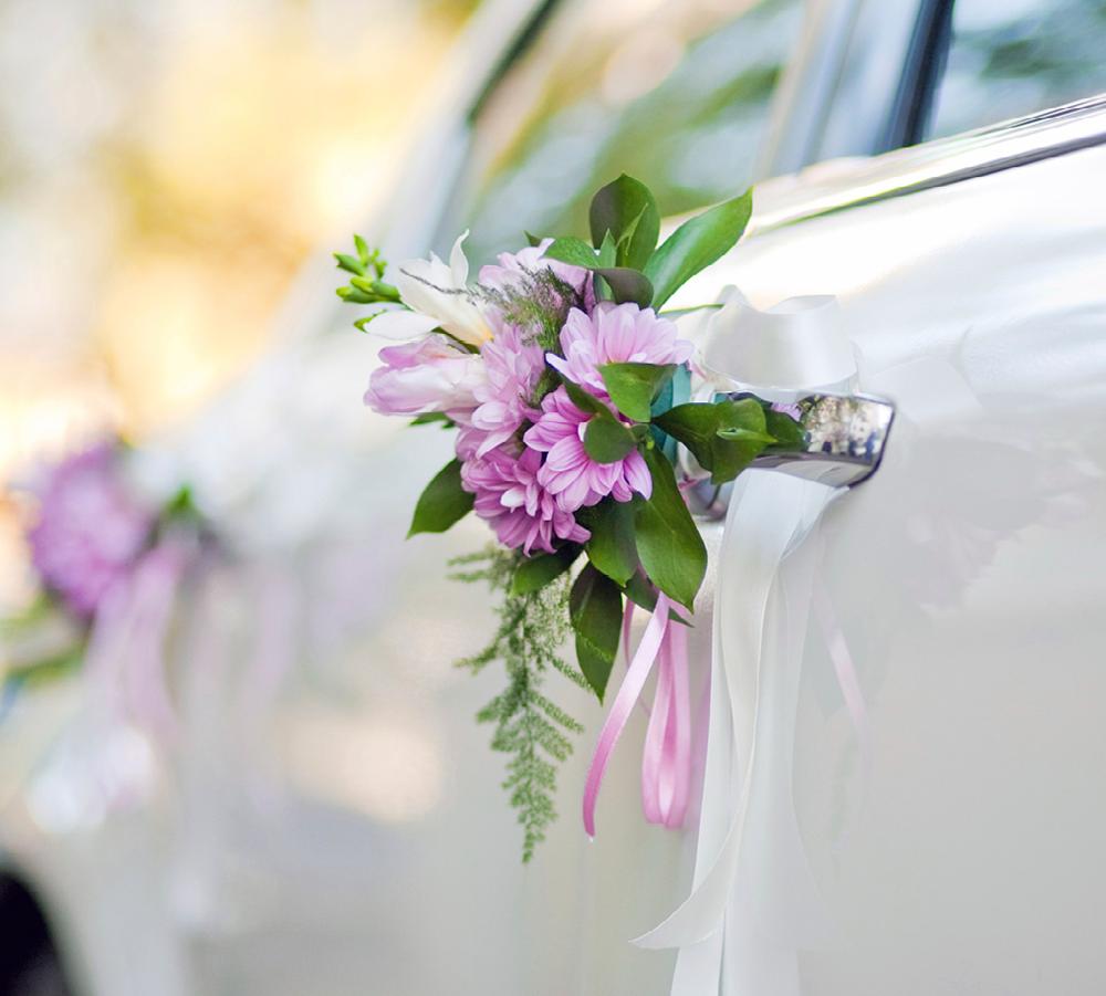 So Schmucken Sie Ihr Hochzeitsauto Wedding Cars Wedding Car