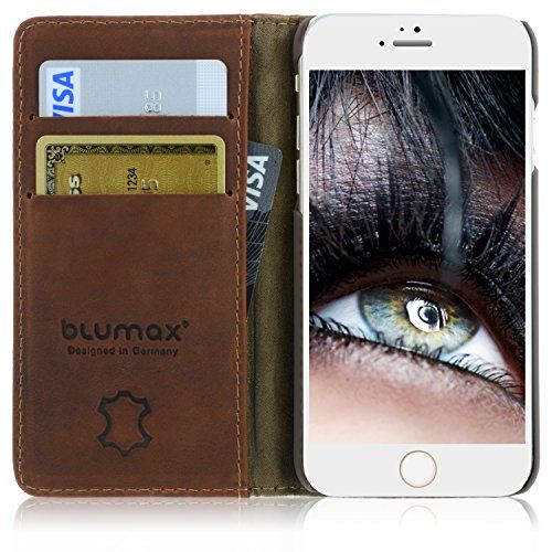 Iphone 6s Iphone 6 Lederhulle Von Blumax Fur Apple Iphon Https Www Amazon De Dp B01j1l6g88 Ref Cm Sw R Pi Dp X Ty3 Xb25jqt6m Mit Bildern Lederhulle