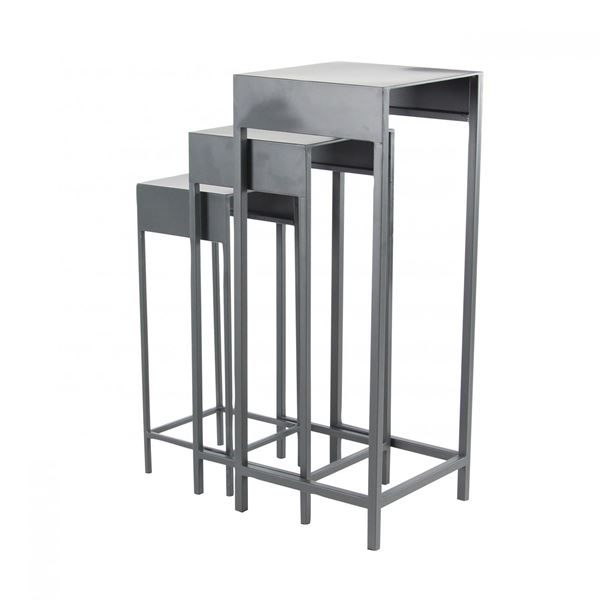 American Furniture Warehouse Online Shopping: Set 3 Plant Stands By UMA ENTERPRISES Is Now Available At