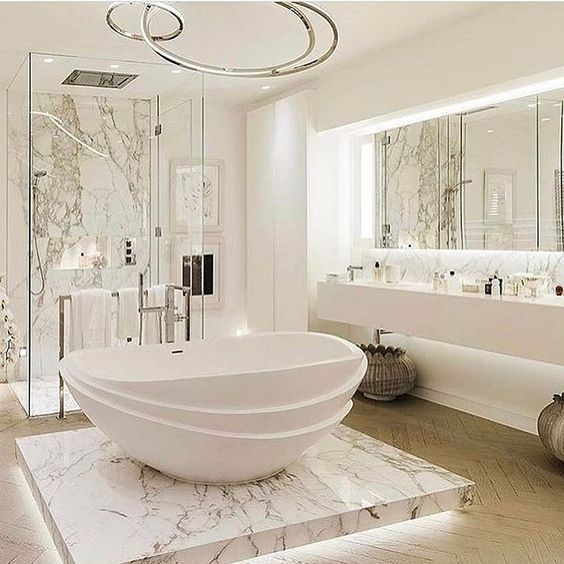 6 Bathtub Designs that will Make your Jaw Drops! Tap, Interiors