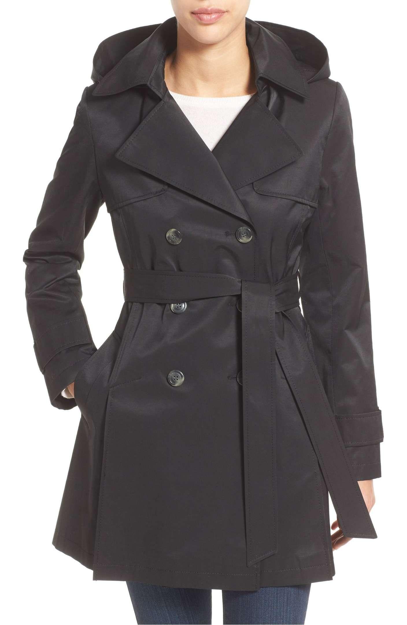 Spring Showers Bring Cute Rain Boots Trench Coats Women Trench Coat Nordstrom Coats [ 2160 x 1408 Pixel ]