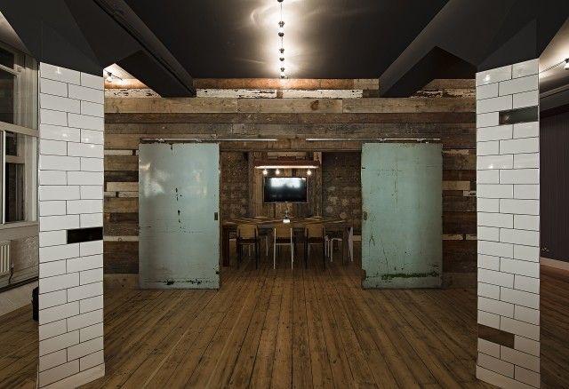 El estudio de diseño interior 44a Colina han completado