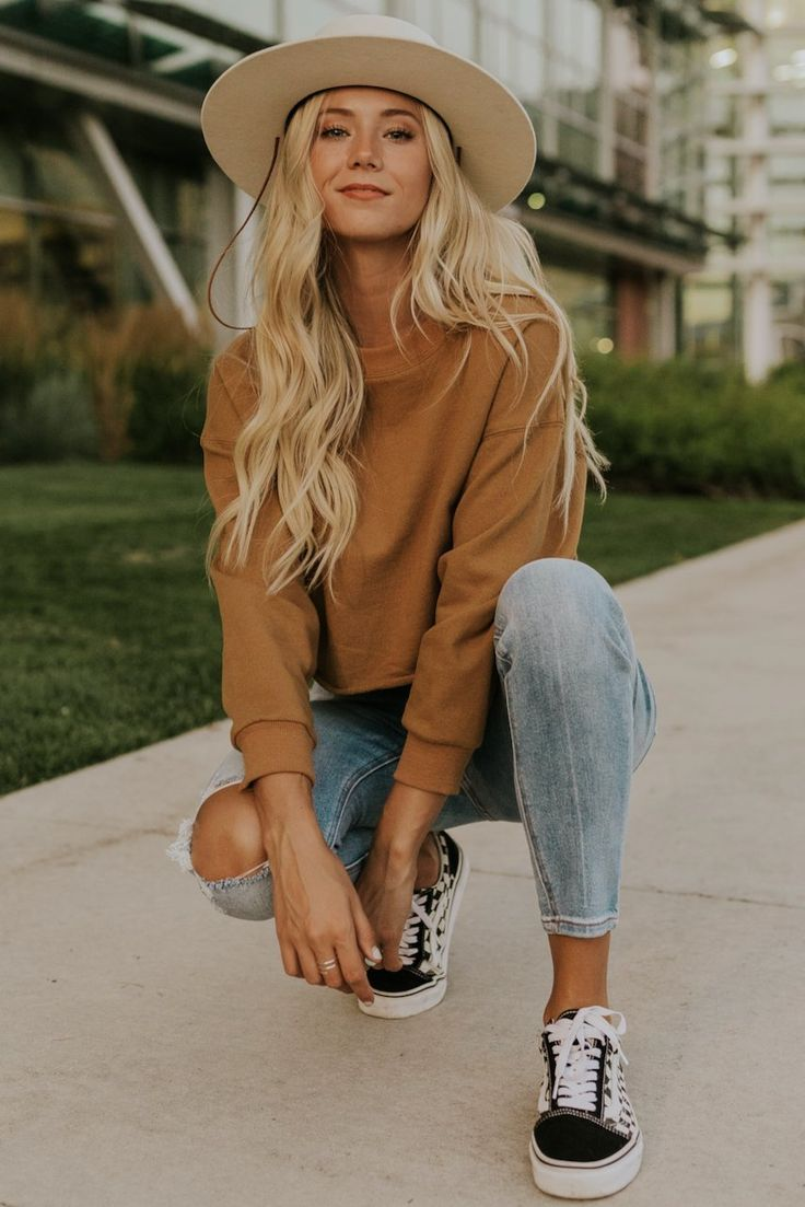 Grady Cropped Pullover