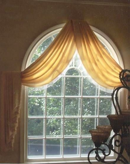 Inexpensive Palladium Window Treatments | Window, Palladian window ...