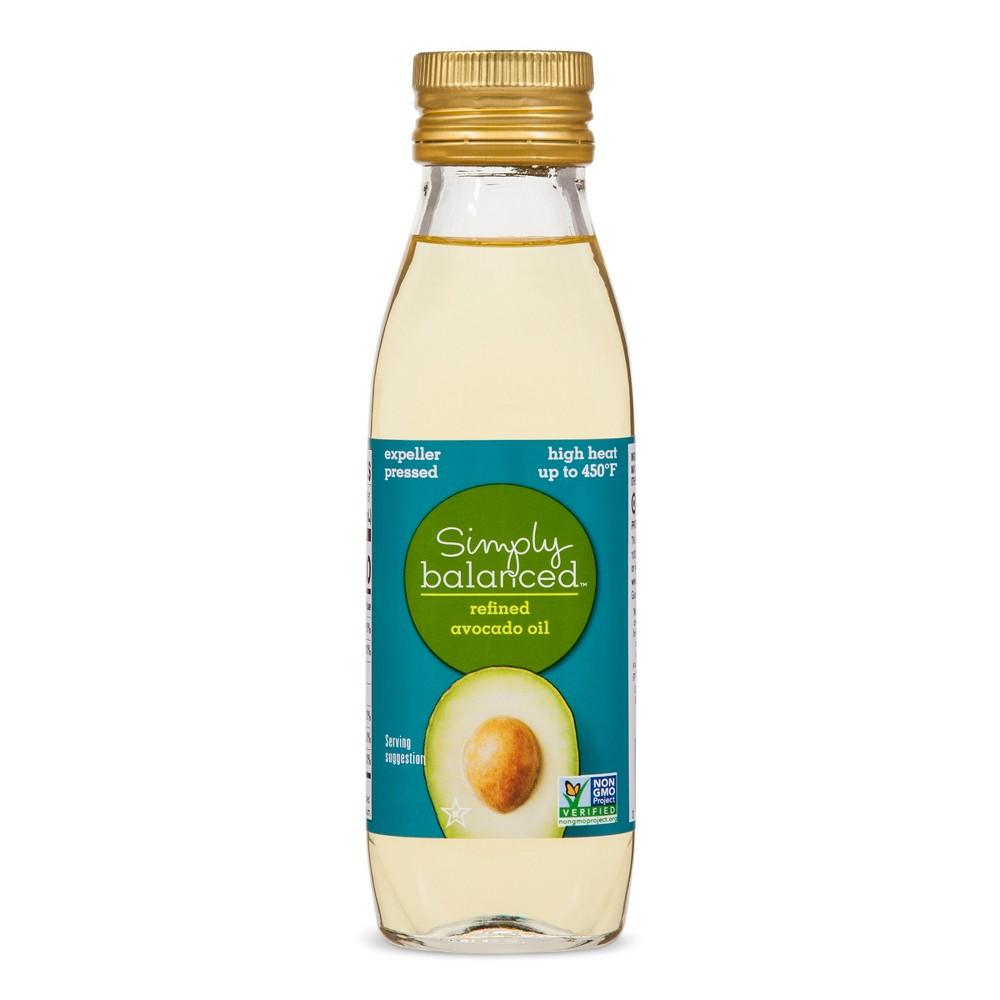 Refined Avocado Oil - 8.45oz - Simply Balanced