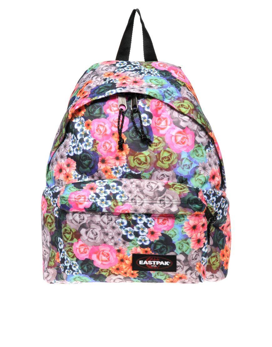 Schooℓspuℓℓen Floral Backpacks Bags Pinterest · Eastpak En EHqzwSF