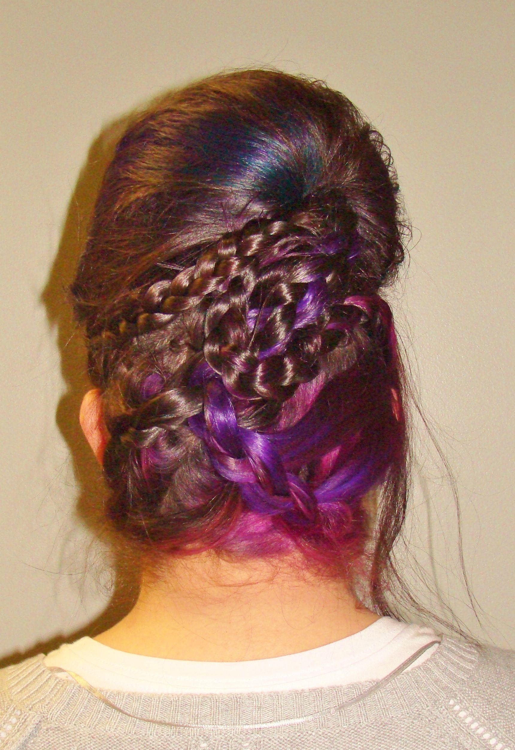 braided beehive | vito anthony salon | hair styles, braids, hair