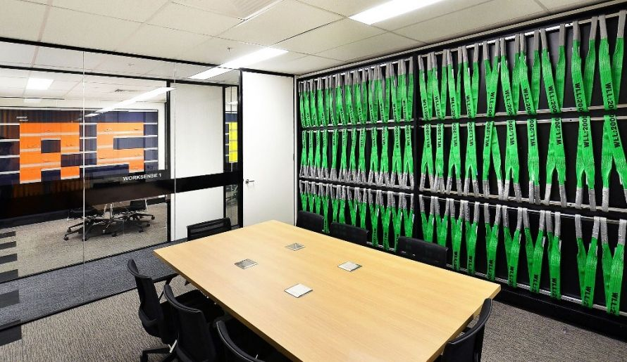 Sheldon interiors is one of sydneys leading fitout companies providing full project management office interior design and in house manufacturing