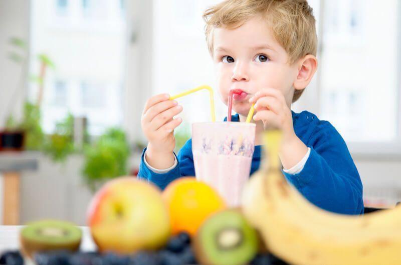 Smoothie Rezepte Für Kinder