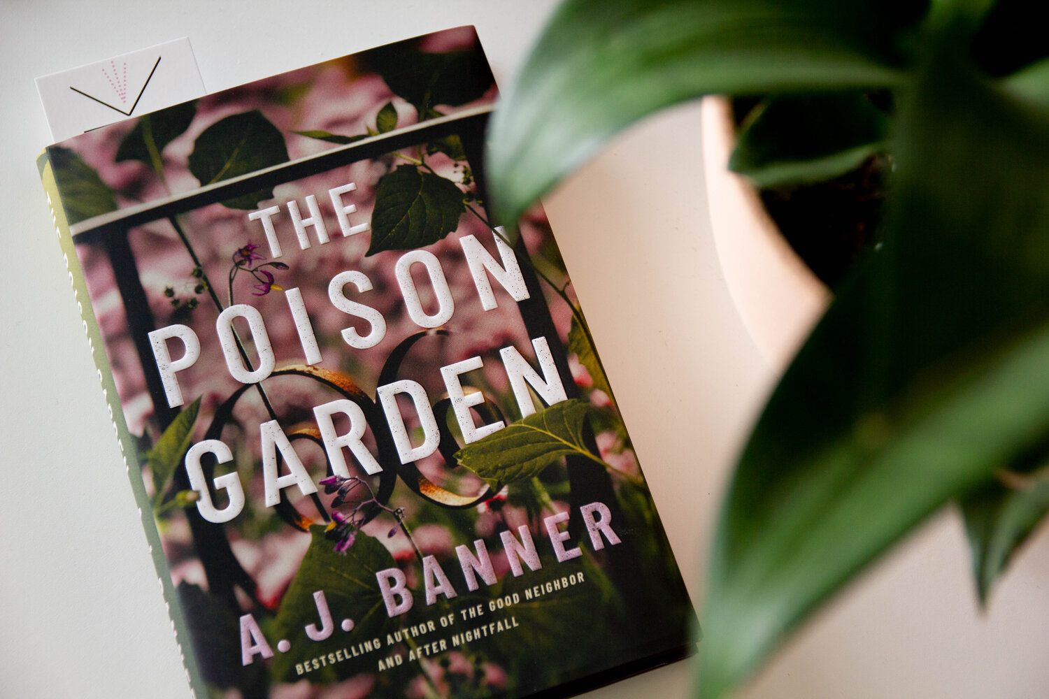 Book Feature The Poison Garden By A J Banner Poison Garden Books Book Lists