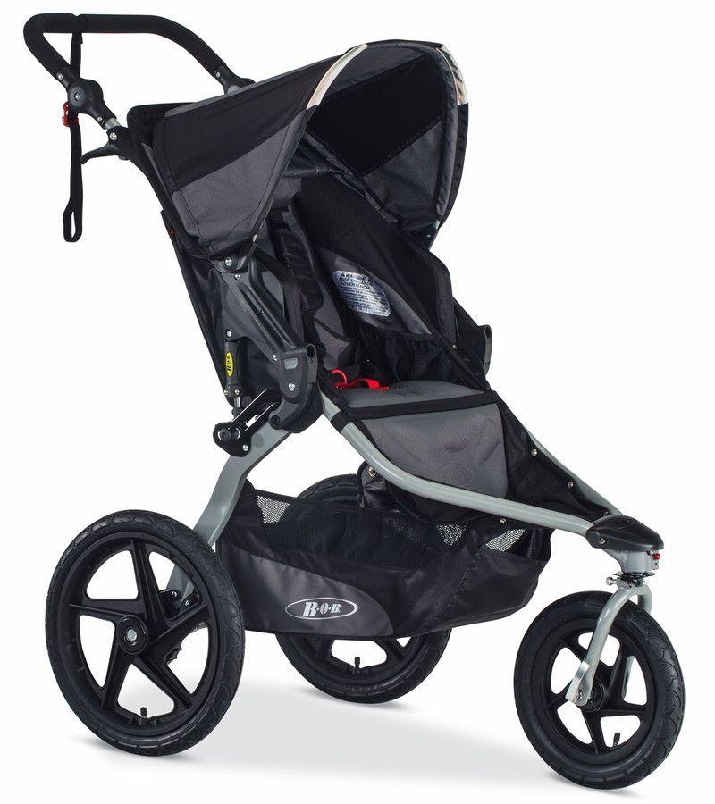 The versatile BOB Revolution FLEX stroller performs well
