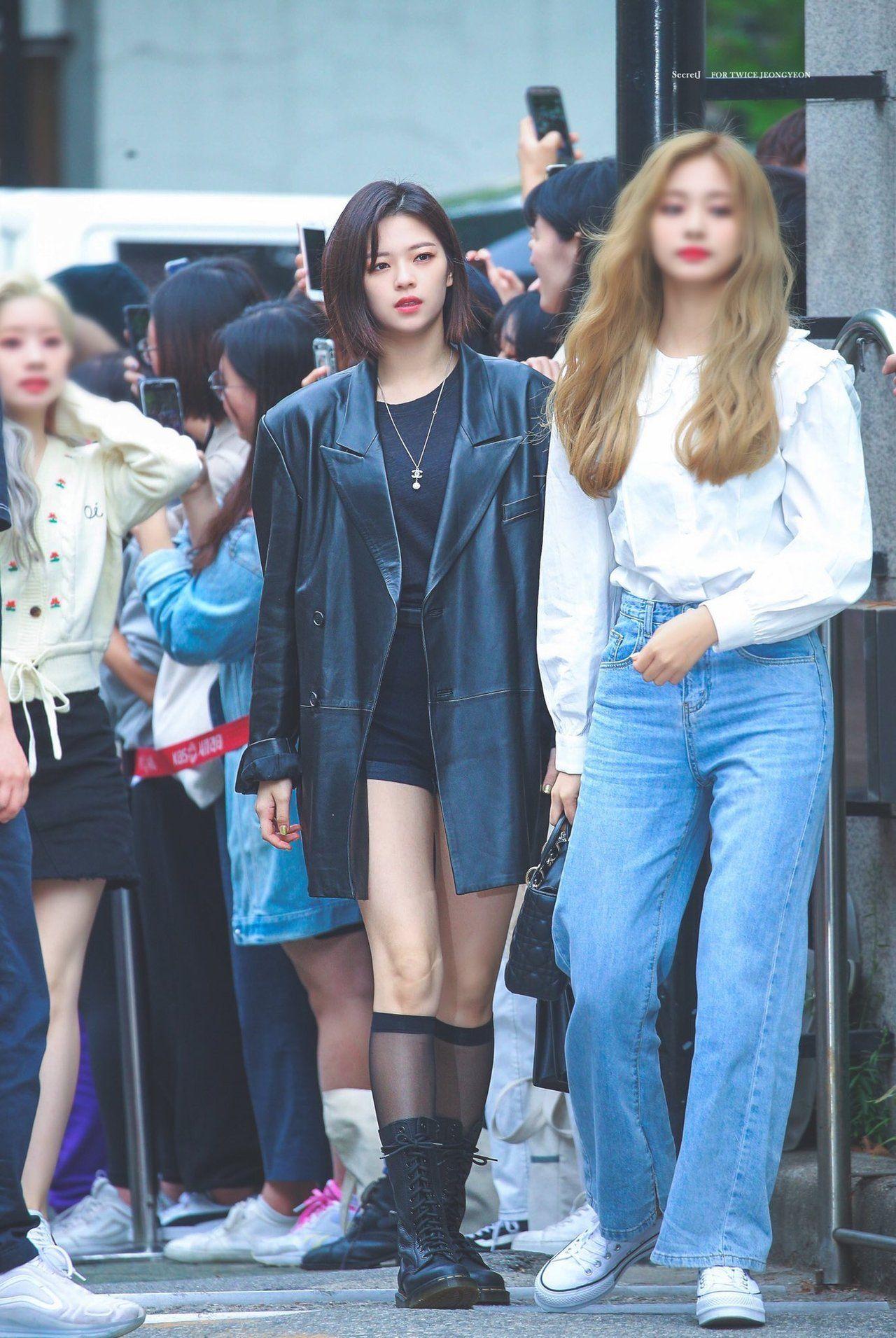 Twice Jeongyeon Instagram Outfits Kpop Outfits Fashion