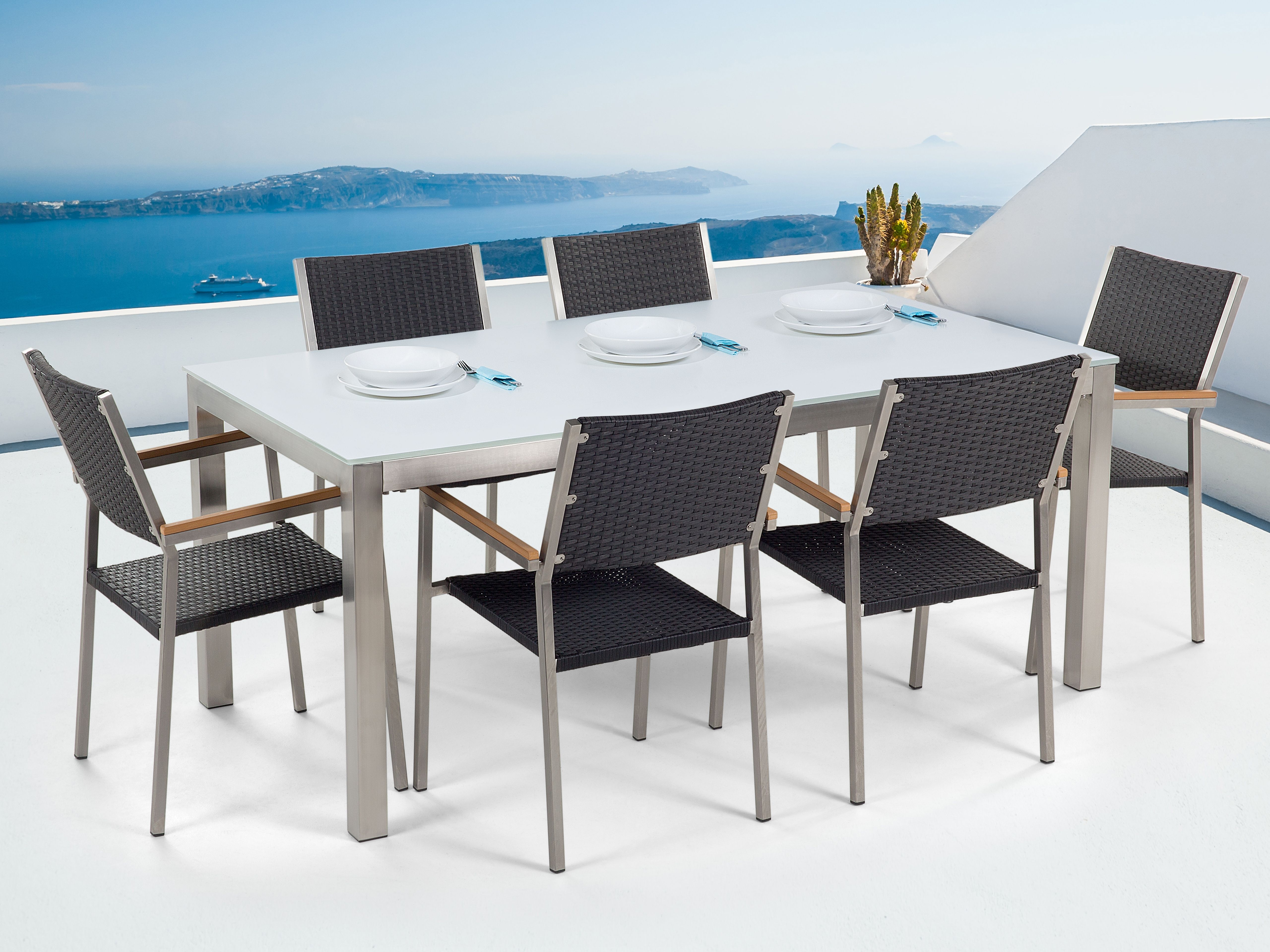 Awesome 10 Pics Garden Table And Chairs Set Rattan And Description Furniture Garden Table And Chairs Outdoor Furniture