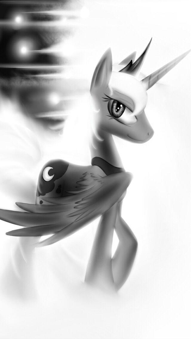Princess Luna | ♡my little pony♥ | Pinterest