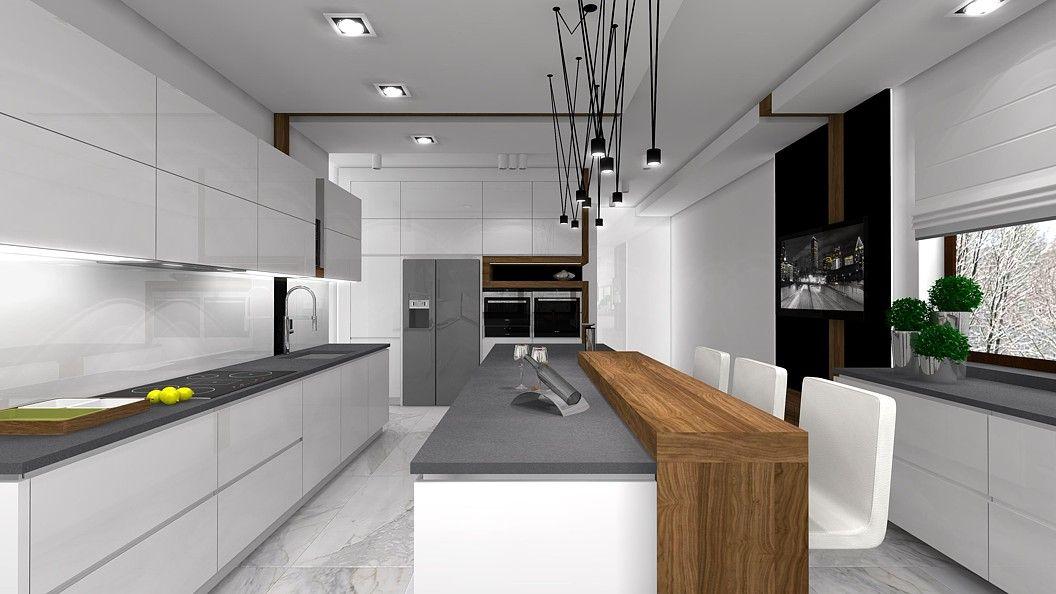 Meble Kuchenne Www Pjotdesign Pl Kitchen Living Kitchen Furniture