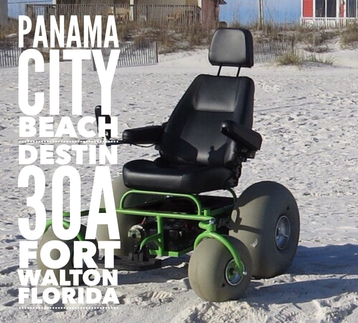 Rentals Motorized Beach Wheelchair Beach Powered