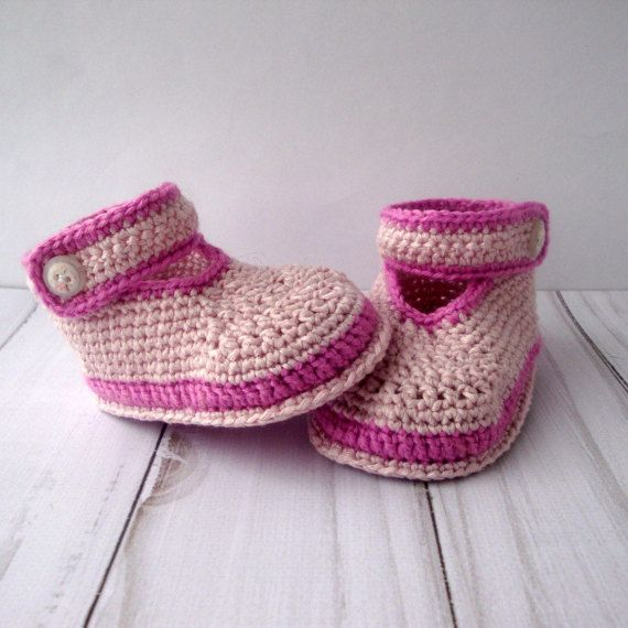 PATTERN CROCHET Pattern Crochet Baby Booties Crochet Baby Shoes ...