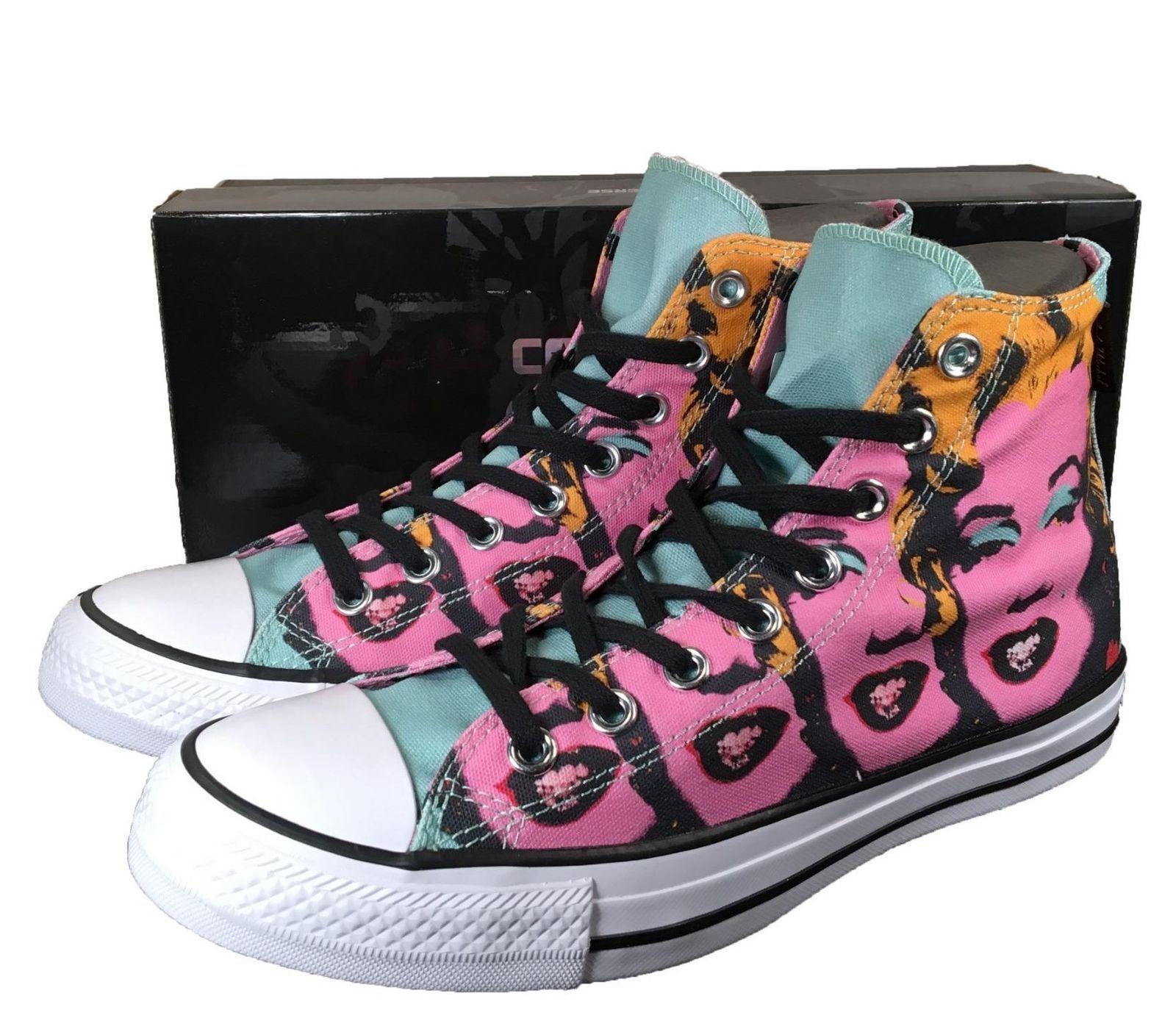 Converse Andy Warhol Chuck Taylor Lo Ox