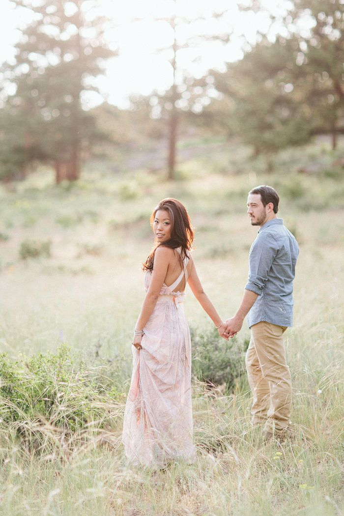Joy   Kevin : Colorado Engagement. Apryl Ann Photography.
