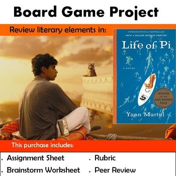 literary devices used in life of pi